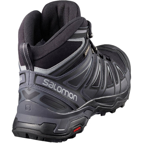 Men's X Ultra 3 Mid GTX-Salomon-Black/India Ink/Monument-8-Uncle Dan's, Rock/Creek, and Gearhead Outfitters