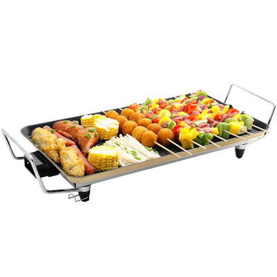 Plate Barbecue Grill Adjustable