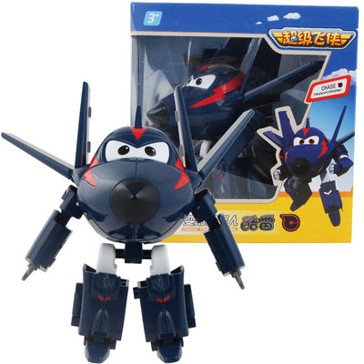 Airplane Robot Action Toy