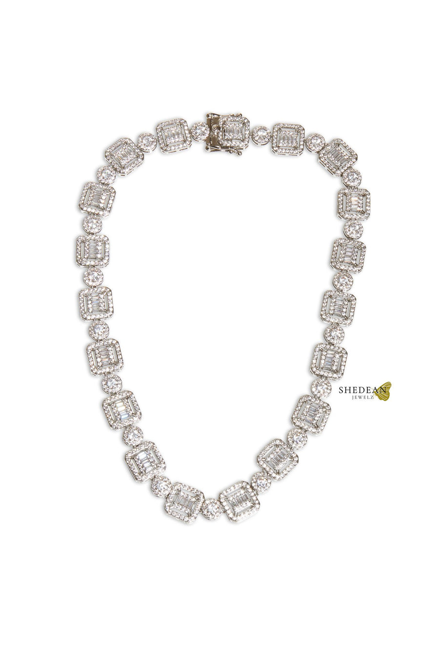 Royalty Necklace - Shedean Jewelz