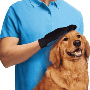 Gentle Dog Brush Glove