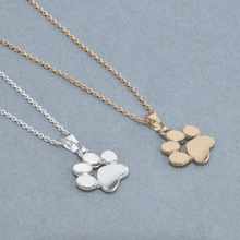 PREMIUM Dog Paw Necklace