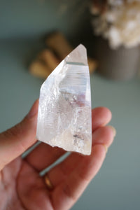 Colombian Lemurian Quartz # 5