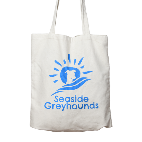 Logo Tote Bag - Seaside Greyhounds Store