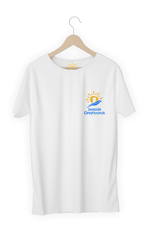 Seaside Greyhounds Logo Tee - Seaside Greyhounds Store