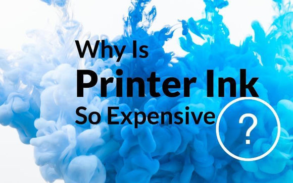 Why is printer ink so expensive?-Blueprint Toners