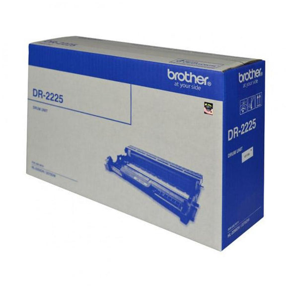 Brother DR-2225 Drum Unit - Up to 12,000 pages-Blueprint Toners