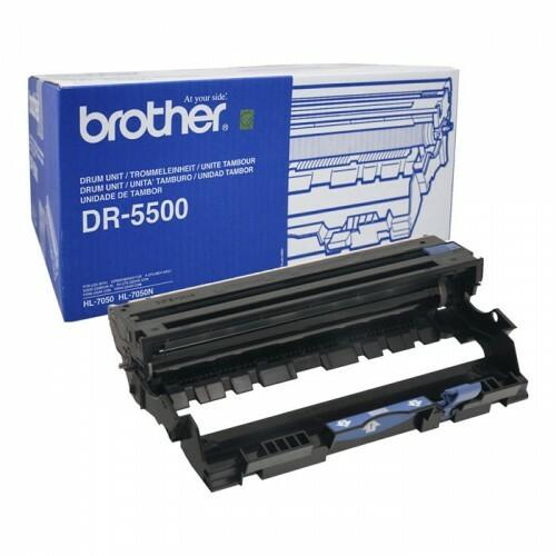 Brother DR-5500 Drum Unit - 40,000 pages-Blueprint Toners