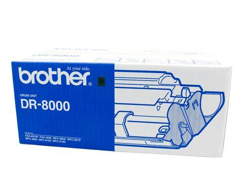 Brother DR-8000 Drum Unit - 8,000 pages-Blueprint Toners