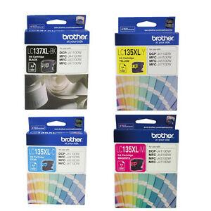 Brother LC-135XL Magenta Ink Cartridge - up to 1200 pages-Blueprint Toners