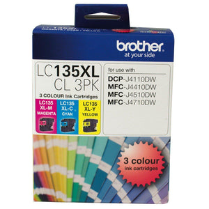 Brother LC3319 CMY Colour Pack - 1,500 pages each-Blueprint Toners