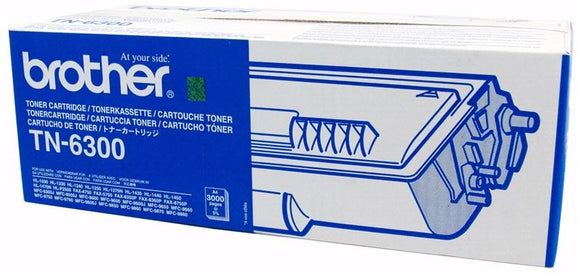 Brother TN-6300 Toner Cartridge - 3,000 pages-Blueprint Toners