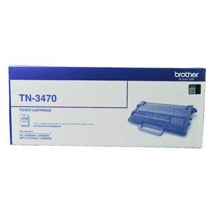 Brother TN3470 Toner Cartridge - 12,000 pages-Blueprint Toners