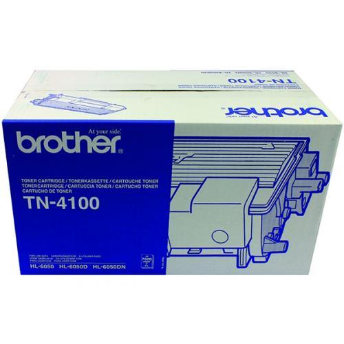 Brother TN4100 Toner Cartridge - 7,500 pages-Blueprint Toners