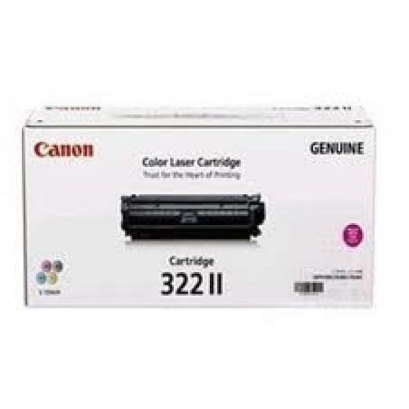 Canon CART322 Magenta High Yield Toner - 15,000 Pages-Blueprint Toners