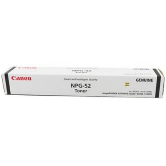 Canon (GPR-33) TG48 Yellow Copier Toner - 52,000 pages-Blueprint Toners