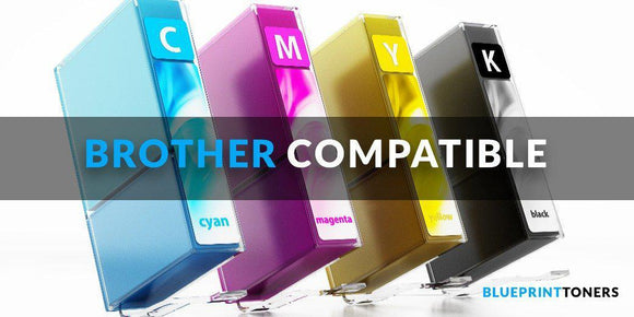 Compatible Brother TN3440 Cartridge - 8,000 pages-Blueprint Toners