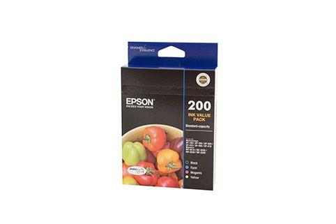 Epson 200 4 Ink Value Pack-Blueprint Toners