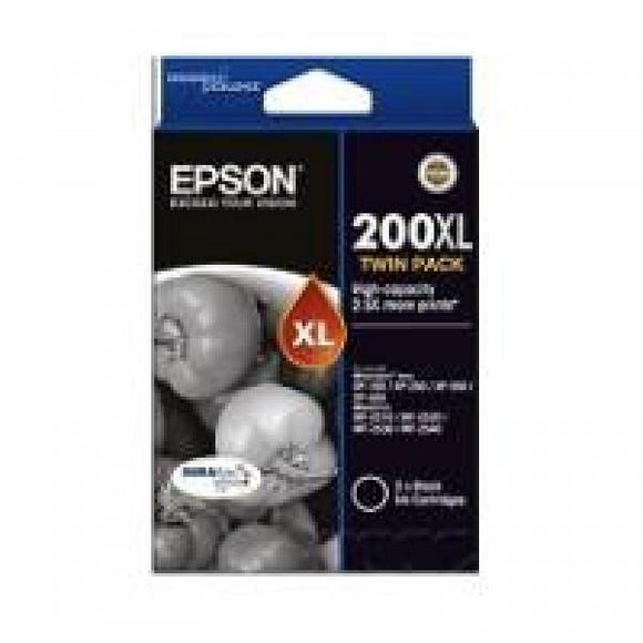 Epson 200 HY Black Twin Pack-Blueprint Toners