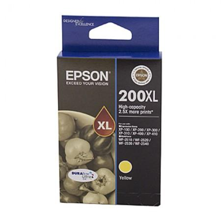 Epson 200 HY Yellow Ink Cartridge - 450 pages-Blueprint Toners
