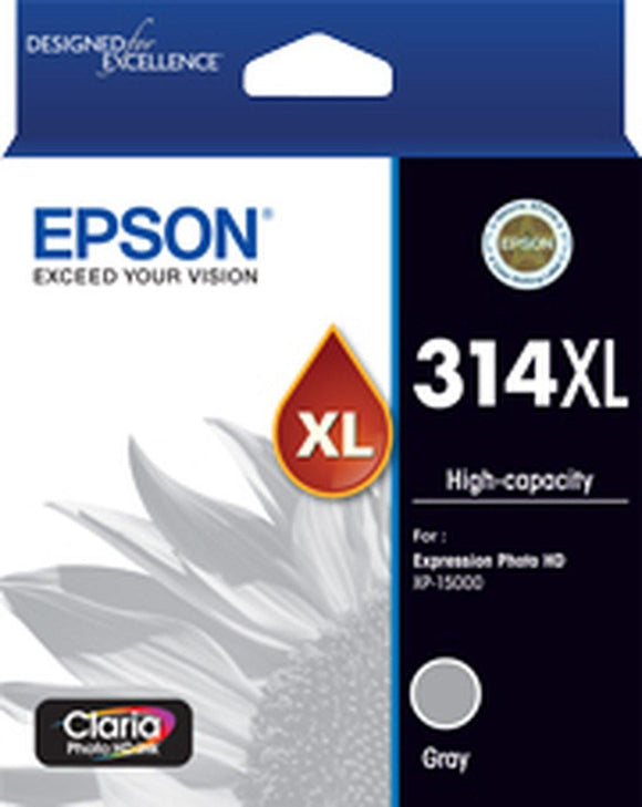 Epson 314 HY Red Ink Cartridge-Blueprint Toners