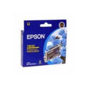 Epson T0542 Cyan Ink Cartridge - 440 pages-Blueprint Toners