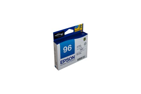 Epson T0967 Light Black Ink Cartridge - 6,210 pages-Blueprint Toners