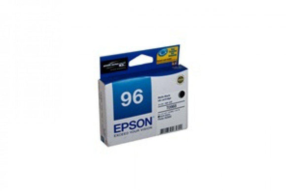 Epson T0968 Matte Black Ink Cartridge - 495 pages-Blueprint Toners