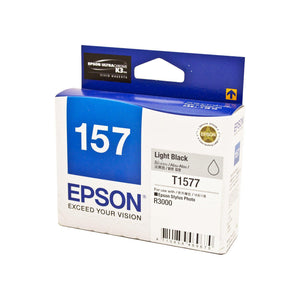 Epson T1577 Light Black Ink Cartridge -Blueprint Toners