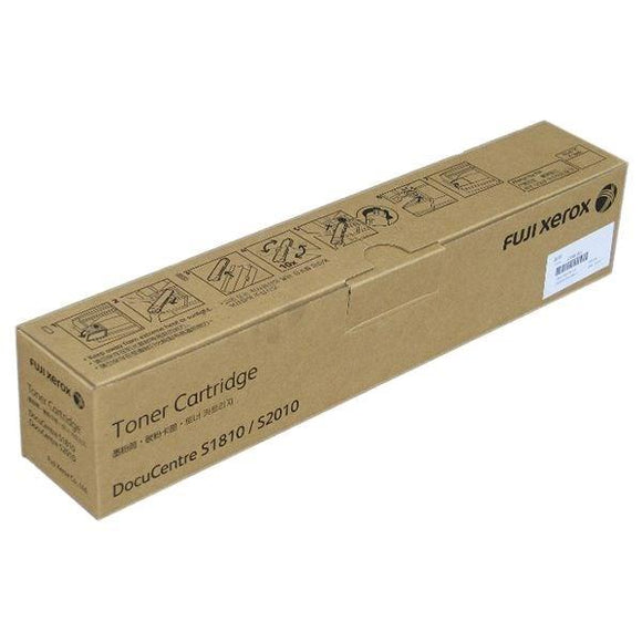 Fuji Xerox DocuCentre S1810 / S2010 / S2420 Black Toner Cartridge - 9,000 pages-Blueprint Toners