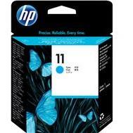 HP #11 Cyan Print head - 24,000 pages-Blueprint Toners