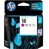 HP #18 Magenta Ink Cartridge - 900 pages-Blueprint Toners