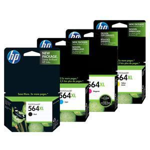 HP #564 Photo Value Pack (1 x C, M, Y + 85 Pack 6