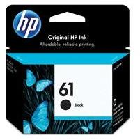 HP #61 Black ink Cartridge - 190 pages-Blueprint Toners