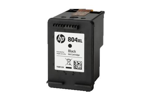 HP #804XL Black Ink Cartridge - 600 pages-Blueprint Toners