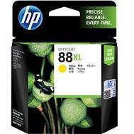 HP #88XL Yellow Ink Cartridge - 1,540 pages-Blueprint Toners