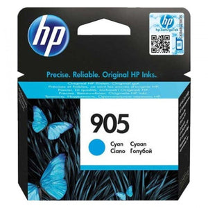 HP #905 Cyan Ink Cartridge - 315 pages-Blueprint Toners