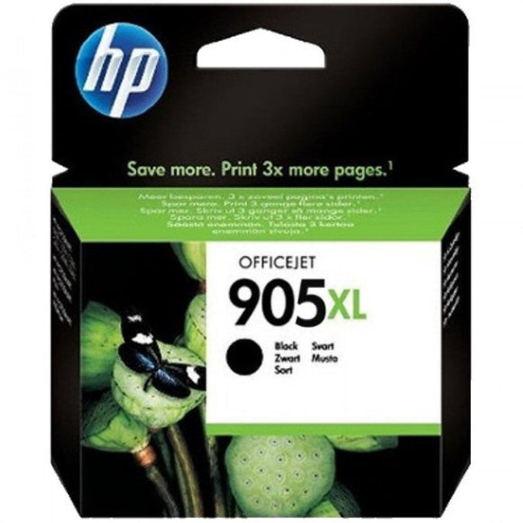 HP #905XL Black Ink Cartridge - 825 pages-Blueprint Toners