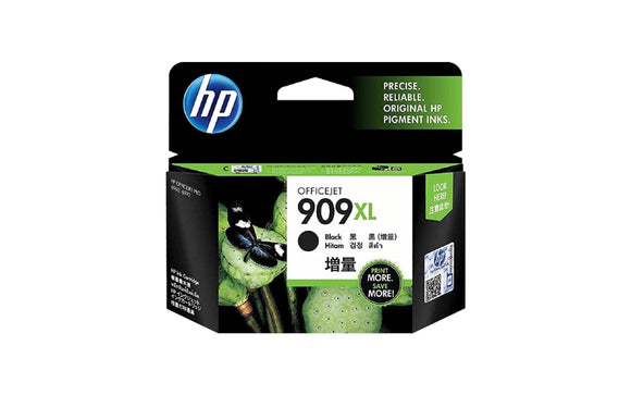HP #909XL Black Ink Cartridge - 1,500 pages-Blueprint Toners