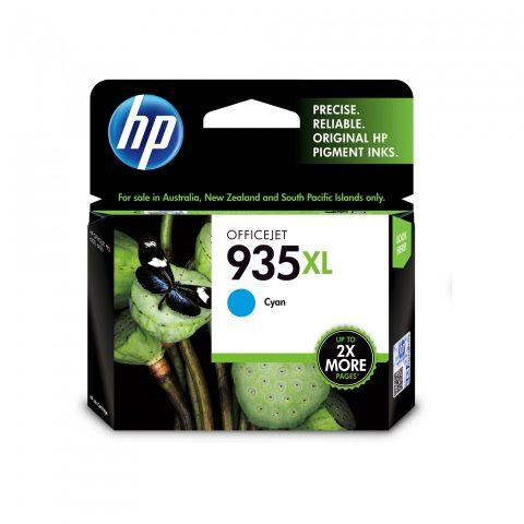 HP #935 Cyan XL Ink C2P24AA-Blueprint Toners