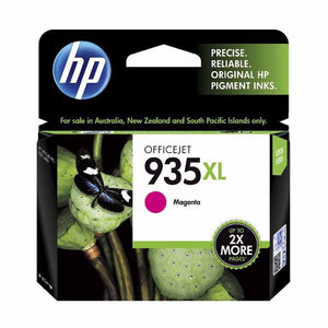 HP #935 Magenta XL Ink C2P25AA-Blueprint Toners