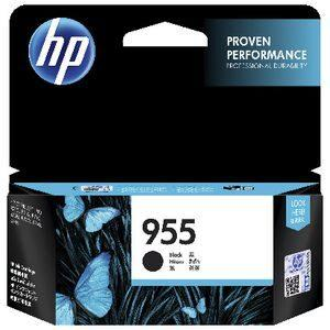 HP #955 Black Ink Cartridge - 1,000 pages-Blueprint Toners