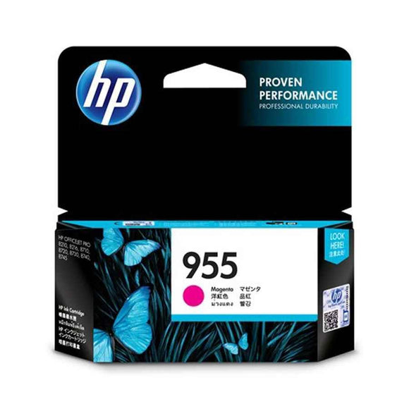 HP #955 Magenta Ink Cartridge - 700 pages-Blueprint Toners