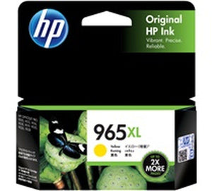HP #955XL Yellow Ink Cartridge - 1,600 pages-Blueprint Toners