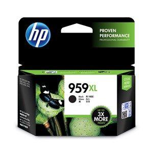 HP #959XL Black Ink Cartridge - 3,000 pages-Blueprint Toners