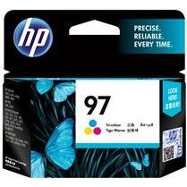HP #97 Colour Ink Cartridge - 14ml - 450 pages-Blueprint Toners