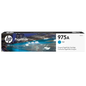 HP #975A Cyan Ink Cartridge - 3,000 pages-Blueprint Toners