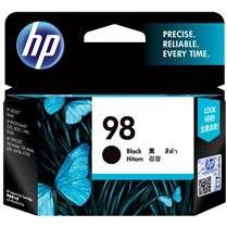 HP #98 Black Ink Cartridge - 400 pages-Blueprint Toners