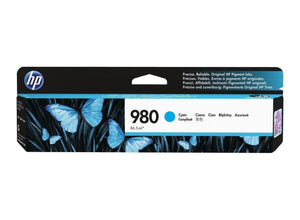 HP #980 Yellow Ink Cartridge - 6,600 pages-Blueprint Toners