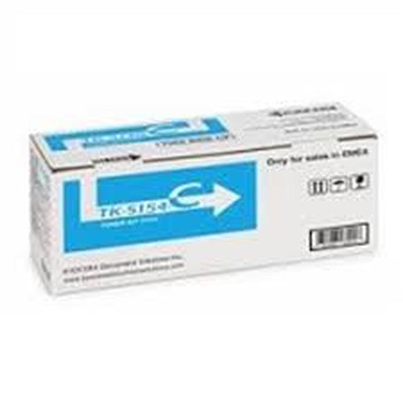 Kyocera TK5154 Black Toner Cartridge - 12,000 pages-Blueprint Toners